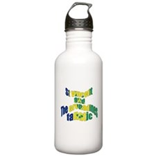 St Vincent & The Grenadines Fanatic Water Bottle