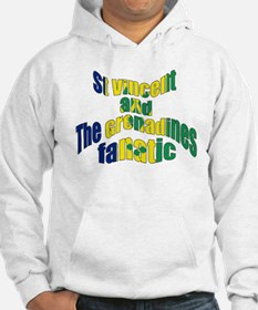 St Vincent & The Grenadines Fanatic Hoodie