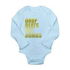 Drop Beats Not Bombs Body Suit