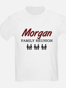 Morgan Family Reunion T-Shirt