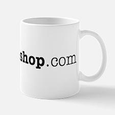 thebaldshop logo Mug