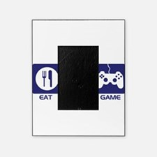 Eat Sleep Game Picture Frame