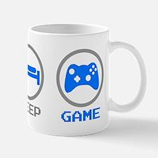 Eat Sleep Game Mugs