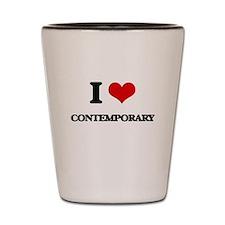 I love Contemporary Shot Glass