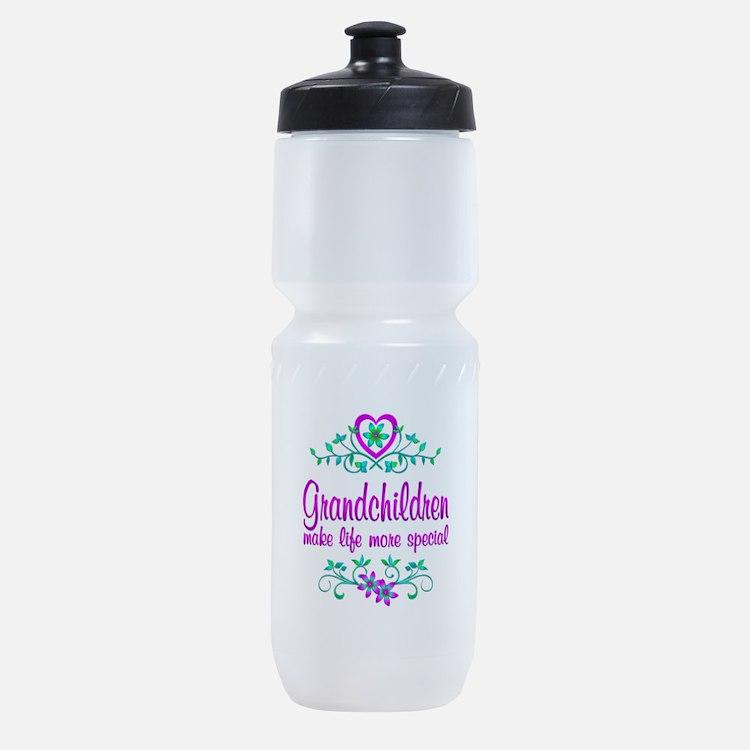 Special Grandchildren Sports Bottle