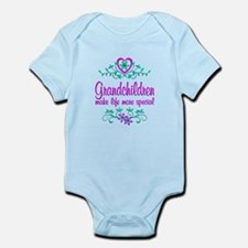 Special Grandchildren Infant Bodysuit