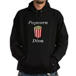 Popcorn Diva Hoodie (dark)