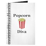 Popcorn Diva Journal