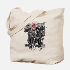 Sons of Anarchy Reaper Tote Bag