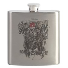 Sons of Anarchy Reaper Flask