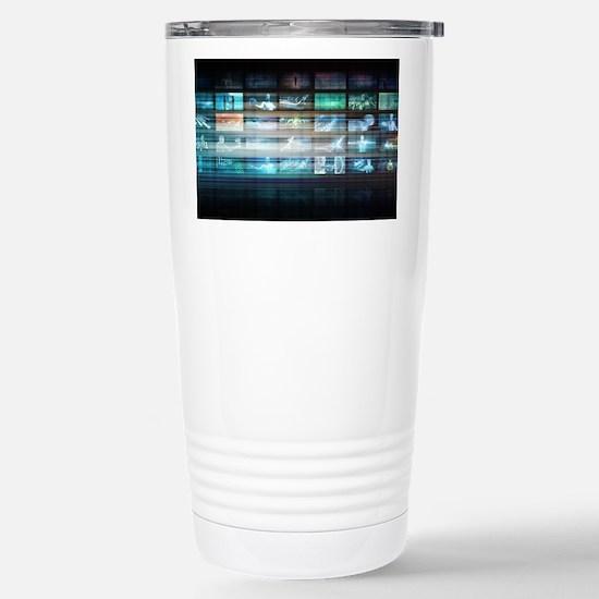 Unique Firewall Travel Mug