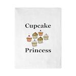 Cupcake Princess Twin Duvet