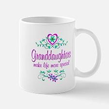 Special Granddaughter Mug