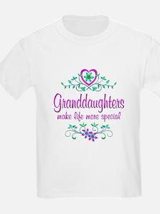 Special Granddaughter T-Shirt