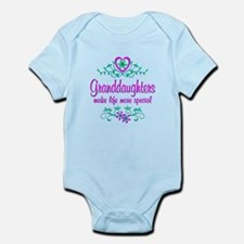 Special Granddaughter Onesie