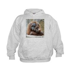 OrangUtan001 Hoodie