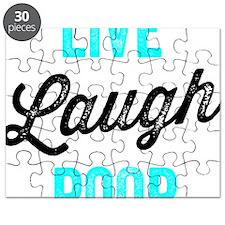 Live Laugh Poop Puzzle