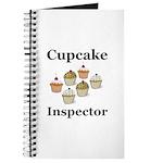Cupcake Inspector Journal