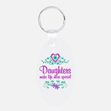 Special Daughter Keychains