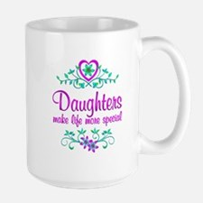 Special Daughter Large Mug