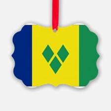 St Vincent & The Grenadines Nal f Ornament