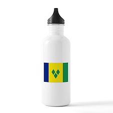 St Vincent & The Grena Water Bottle