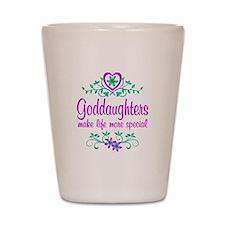 Special Goddaughter Shot Glass