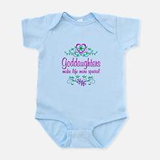 Special Goddaughter Infant Bodysuit