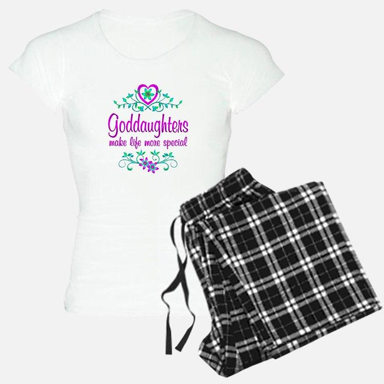 Special Goddaughter Pajamas