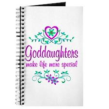 Special Goddaughter Journal