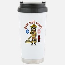 Cute Fire hose Travel Mug