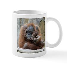 OrangUtan001 Mugs