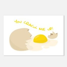 Crack Me Up Postcards (Package of 8)