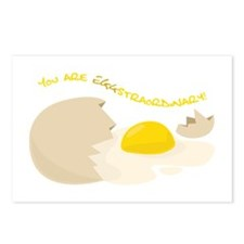 Eggstraordinary Postcards (Package of 8)