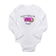 Unique Poppy to be Long Sleeve Infant Bodysuit