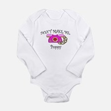 Unique Call Long Sleeve Infant Bodysuit