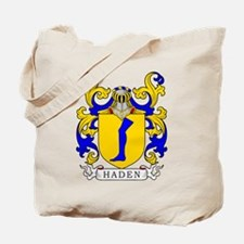 Haden Coat of Arms Tote Bag