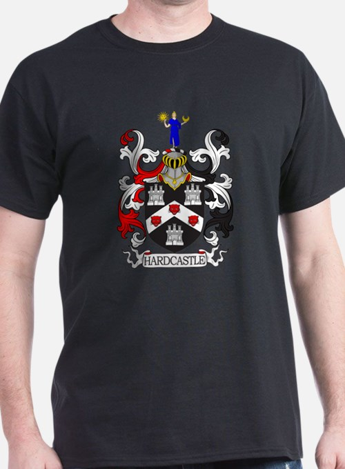 Hardcastle Coat of Arms I T-Shirt