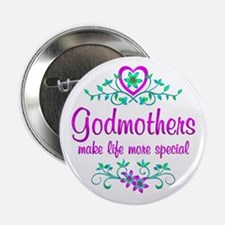 "Special Godmother 2.25"" Button"