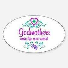 Special Godmother Decal