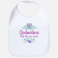 Special Godmother Bib