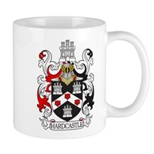 Hardcastle Coat of Arms II Mugs