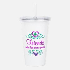 Special Friend Acrylic Double-wall Tumbler