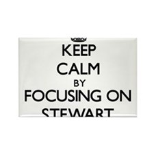 Keep Calm by focusing on on Stewart Magnets