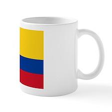 Colombia National Flag Mug