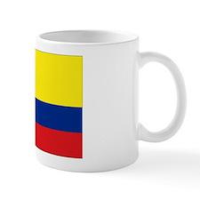 Colombian flag Mug