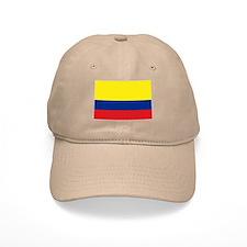 Colombian flag Baseball Cap