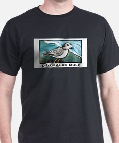 Unique Feathered dinosaur T-Shirt