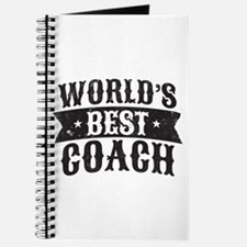 World's Best Coach Journal