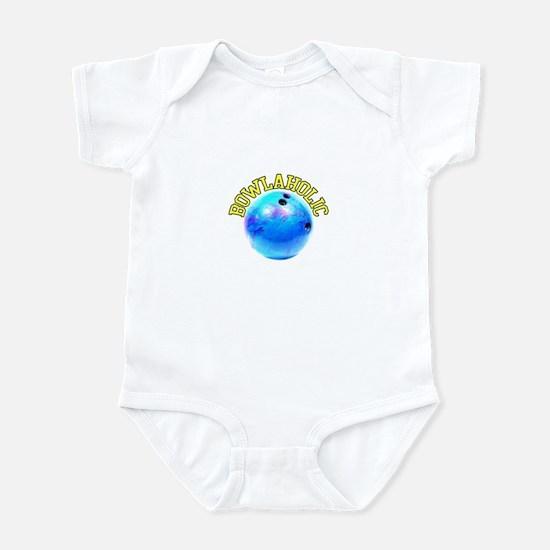 Bowlaholic Infant Bodysuit